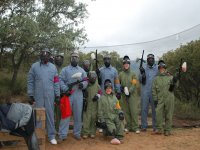 Paintball in Cuenca