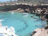 Navegando en Ibiza