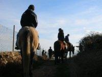 cavalcare un cavallo
