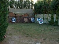 dianas de tiro con arco