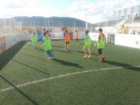 Mini campo de futbol