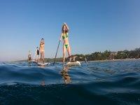Paddle Surf en familia