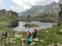Trekking de montana