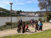 Caminatas bajo el Guadiana