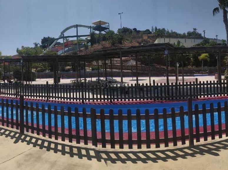 Nuestro parque acuático