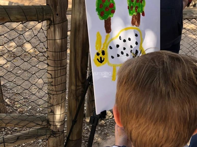 Día en el zoo