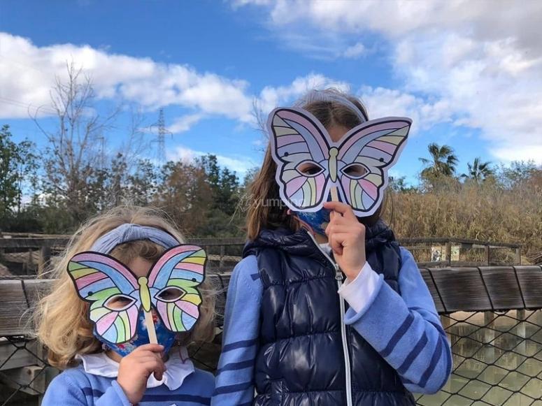 Visita familiar al zoo