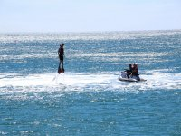 Try the flyboard