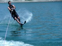 Introduction to water skiing