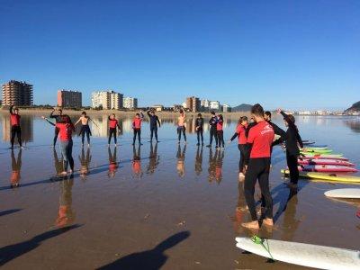 Escuela de Surf Pinos Laredo Surf