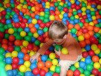 jugando con las bolas