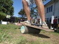 Classes surf in Somo