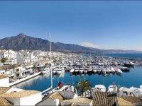 Barcos en la Bahia de Algeciras