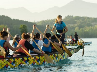 Dragon Boat Emotions