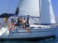 Sailboat excursion