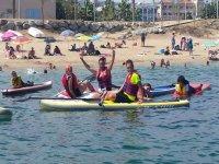 paddle surf para todas las personas