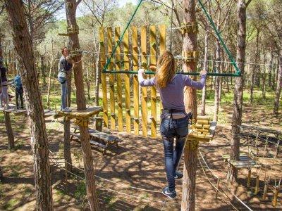 Parc d'Aventura El bosc dels impossibles Despedidas de Soltero