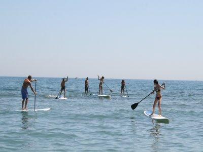 Senda Natura Baiona Paddle Surf