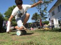Exercises to help develop balance