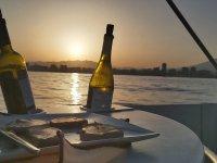 Paseo en barco al atardecer por Fuengirola
