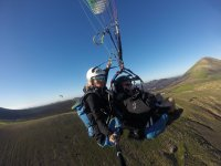 Photo from the paraglider