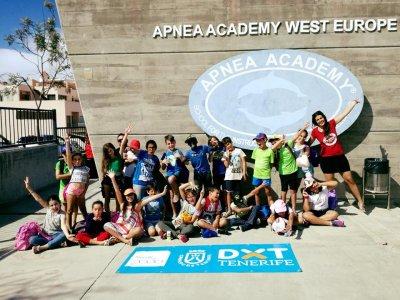 Apnea Academy WE Campamentos Urbanos