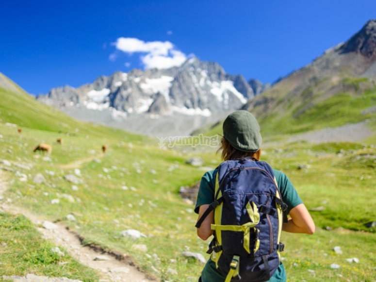 Excursión por el Pedraforca