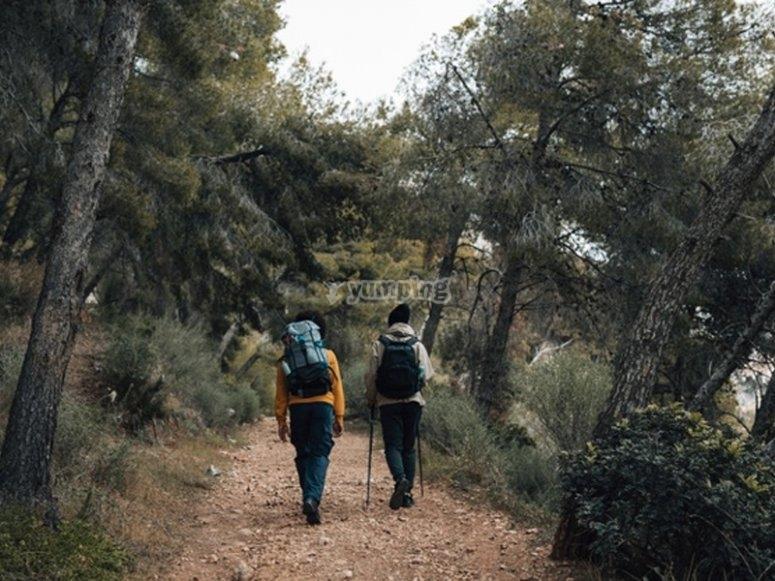 Ruta guiada de senderismo al Pedraforca