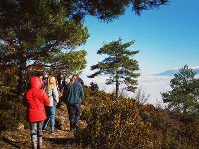 前往戈索尔Pedraforca的环形远足路线