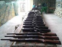 Armas inofensivas de airsoft