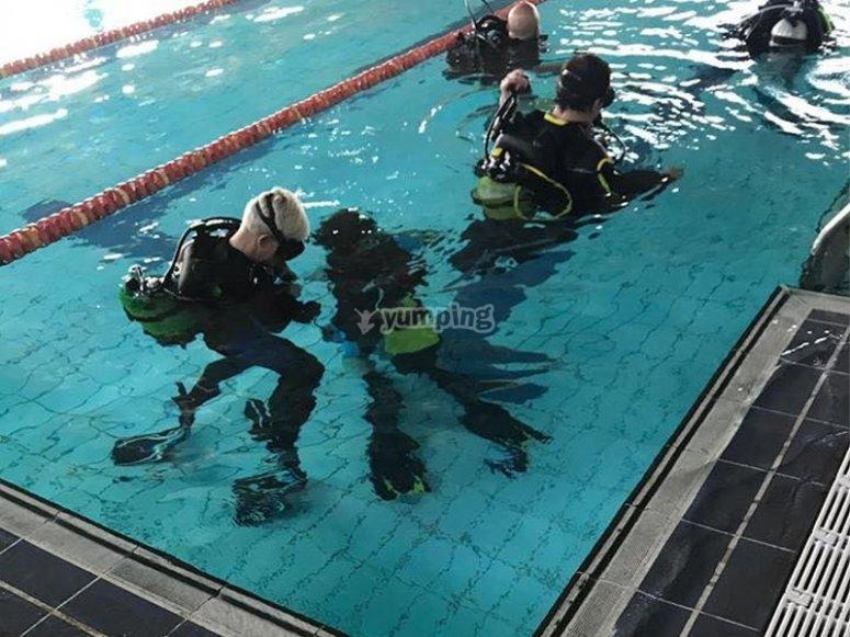 博阿迪拉潜水课程