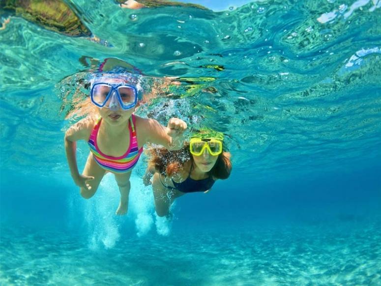 浮潜一日游