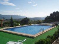 piscina del complejo