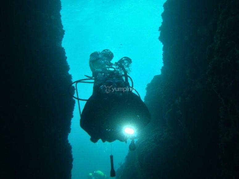 潜水员课程