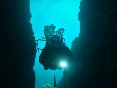 维多利亚(Rincónde la Victoria)的公开水域潜水员课程