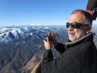 Fotografiando el paisaje desde el globo