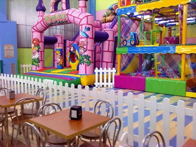 Snea, Centro Actividad Infantil