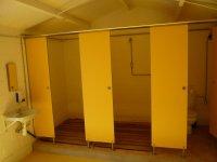 更衣室 - 战壕和藏身处