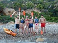 沿海客户旅行团的朋友组