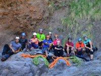 Nuestros aventureros