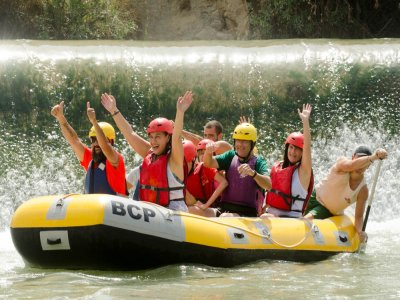 Rafting in Segura with Lunch and Photos