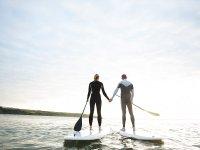 桨冲浪课程