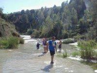 水上徒步旅行
