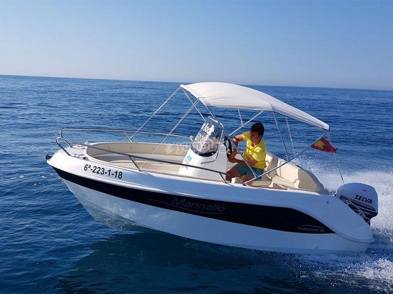乘船执照的圣塔波拉