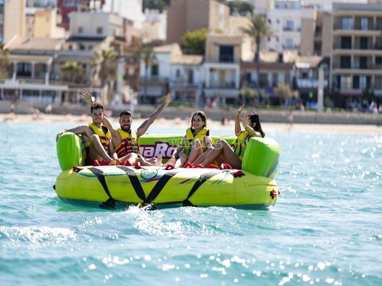 Aqua Rocket in Mallorca