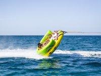 Sesión de Aqua Rocket en la Bahía de Palma 10 min