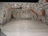 Instalaciones rocodromo Granada