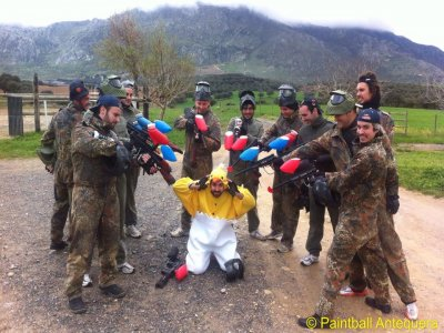 Paintball Antequera
