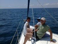 Paseos en velero desde Cambrils, 1 hora