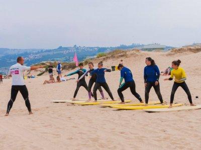 Bm Surf School Campamentos de Surf